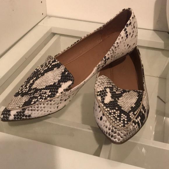 Madden Girl Shoes | Flats Snake Skin
